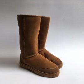 New Zealand Boots 3/4 boot cognac OUTLET