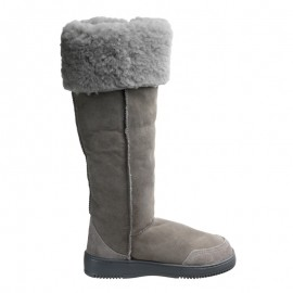 New Zealand Boots Musketeer light grey