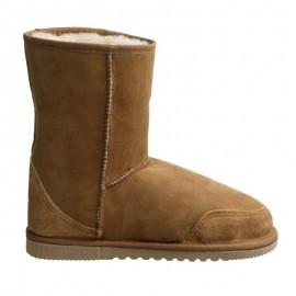 New Zealand Boots Indoor/summer cognac