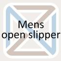 Open slipper