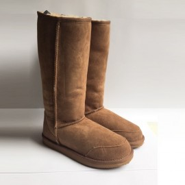 New Zealand Boots Standard cognac EVA sål