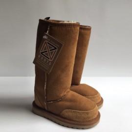New Zealand Boots Kids standard cognac