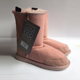 New Zealand Boots Short rose - outlet