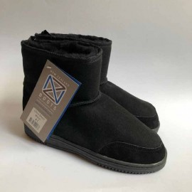 OUTLET New Zealand Boots Ultra short black