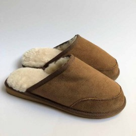 New Zealand Boots Womens slipper cognac outlet 38