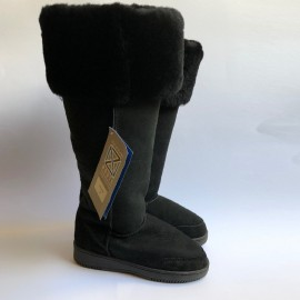 New Zealand Boots Musketeer black outlet 38(1)
