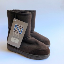 New Zealand Boots Short coffee 36 outlet