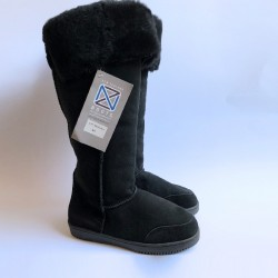 New Zealand Boots Musketeer black 40 outlet