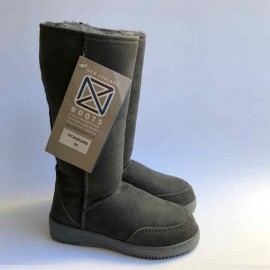 New Zealand Boots Standard grey/blue outlet 35