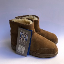 New Zealand Boots Ultra Short cognac outlet 37