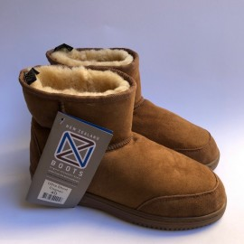New Zealand Boots Ultra Short cognac outlet 40