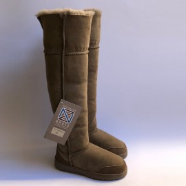 New Zealand Boots Musketeer taupe outlet 36