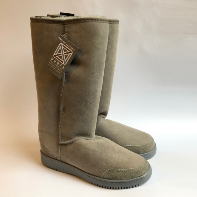 New Zealand Boots Standard light grey outlet