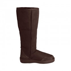 New Zealand Boots Tall Coffee