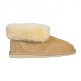 New Zealand Boots Classic slipper sand