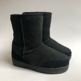 New Zealand Boots Short black outlet
