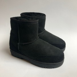 New Zealand Boots Ultra short black outlet