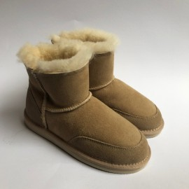 New Zealand Boots Short EVA sål sand outlet
