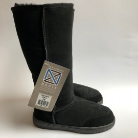 New Zealand Boots Standard black outlet