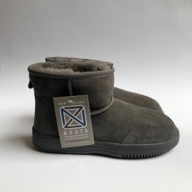 New Zealand Boots Ultra short grey OUTLET