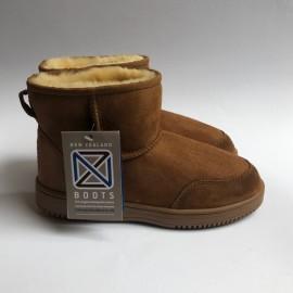 New Zealand Boots Ultra Short cognac OUTLET