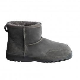 New Zealand Boots Ultra short dark grey