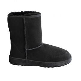 New Zealand Boots Short black