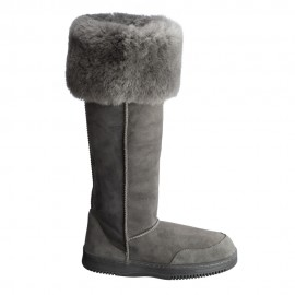New Zealand Boots Musketeer dark grey