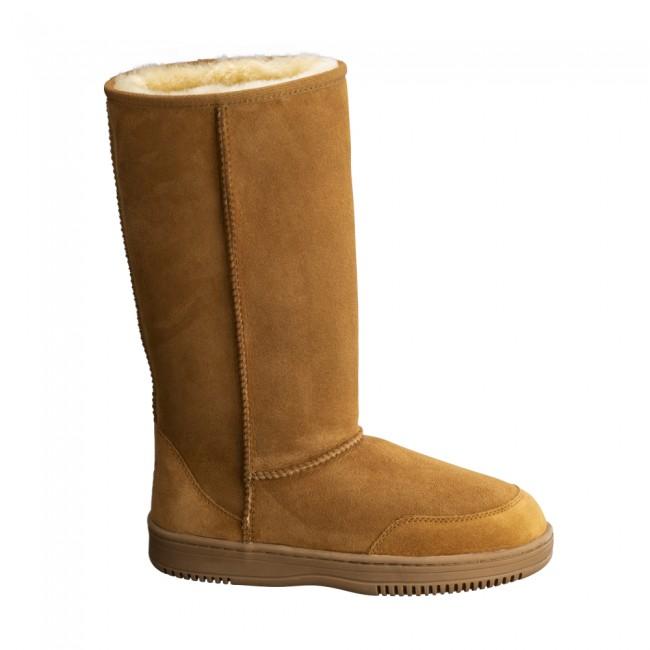 New Zealand Boots Standard Cognac