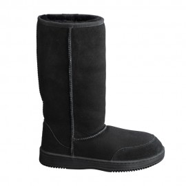 New Zealand Boots Standard black