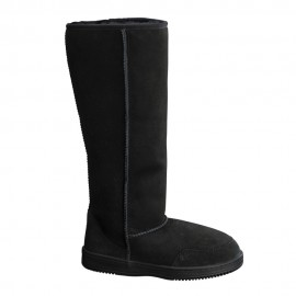 New Zealand Boots Tall black