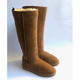 New Zealand Boots Tall cognac outlet OUT260