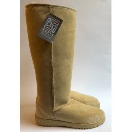 New Zealand Boots Tall Sand OUTLET 40