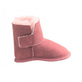 New Zealand Boots Baby slippers rose